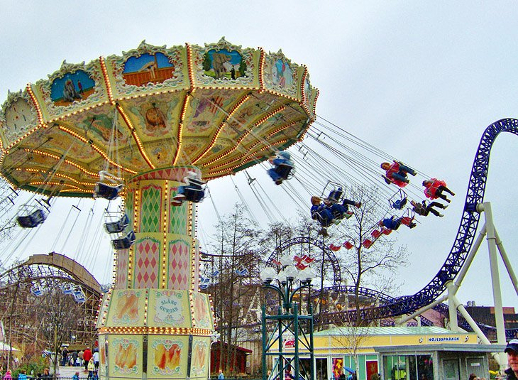 Tivoli World Amusement Park 12 Top-rated Tourist Attractions In Gothenburg | Planetware