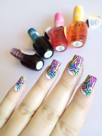 25 New nail art designs inspired by Summer2015 | Indian ...