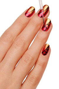 Guide to 7 step by step nail art designs that can be done ...