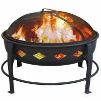Landmann USA Bromley Outdoor Fire Pit - Plan It Outdoors