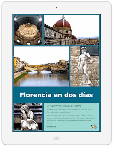 Florencia en 2 dias