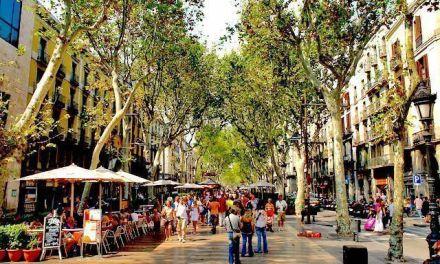 Ramblas de Barcelona
