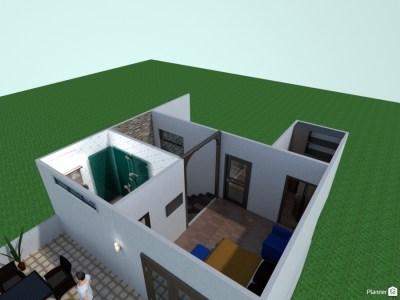 3rd floor - Apartment ideas - Planner 5D