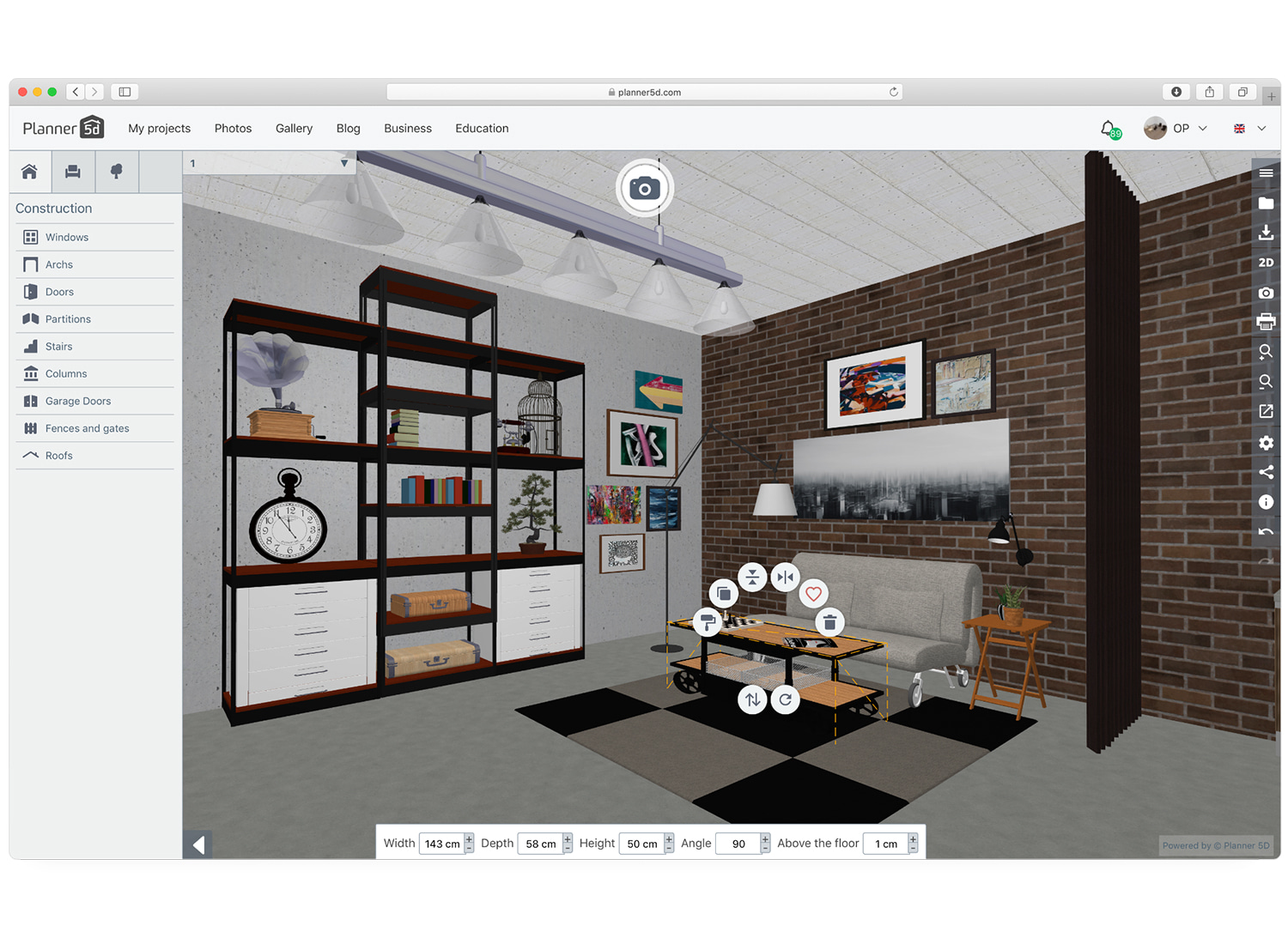 Commercial Kitchen Design App Free Planner 5d