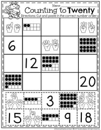 Numbers 11-20 Games - Planning Playtime
