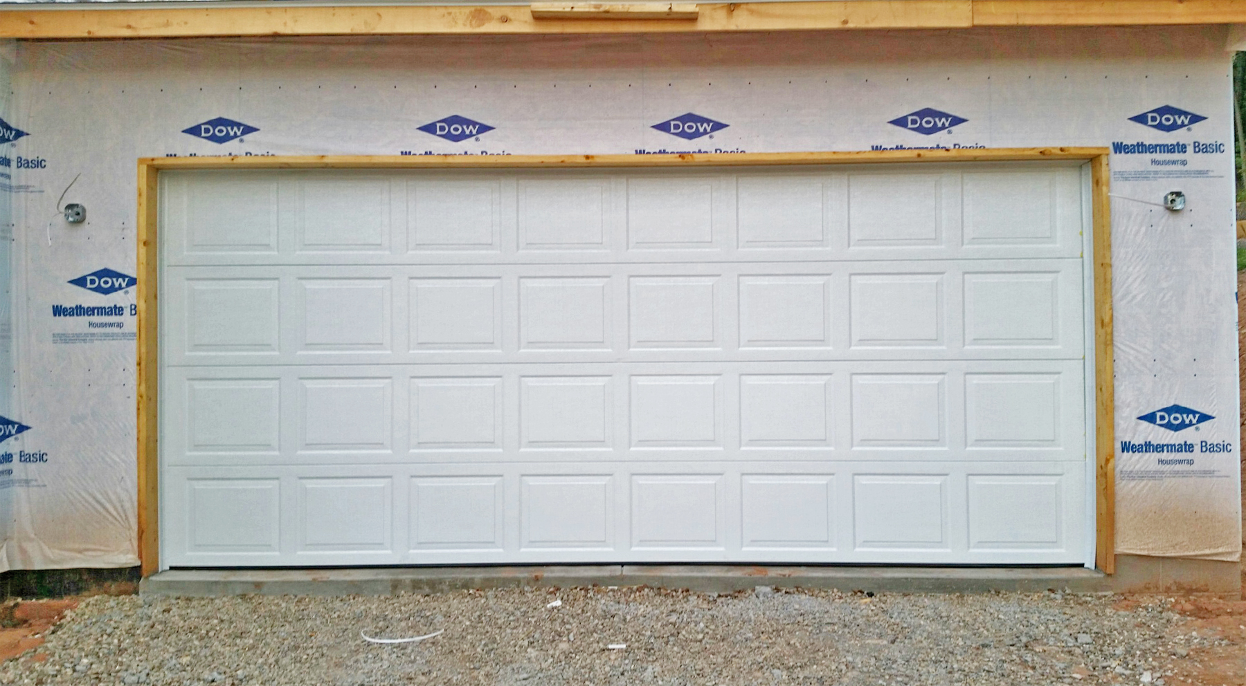 Frisco Garage Door Repair Gj 248 R Det Selv Port Montasje Nation