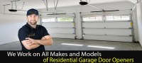 Garage Door Openers in Texas | Plano Overhead Garage Door