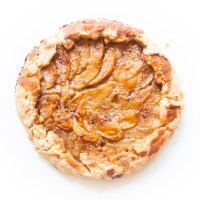 One-Apple Galette