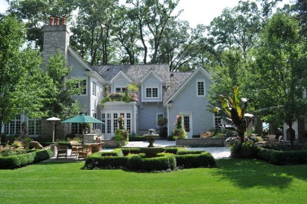 100 Landscaping Ideas for Front Yards and Backyards