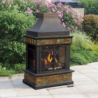 31 Unique Outdoor Fireplace Designs, Ideas and Kits ...