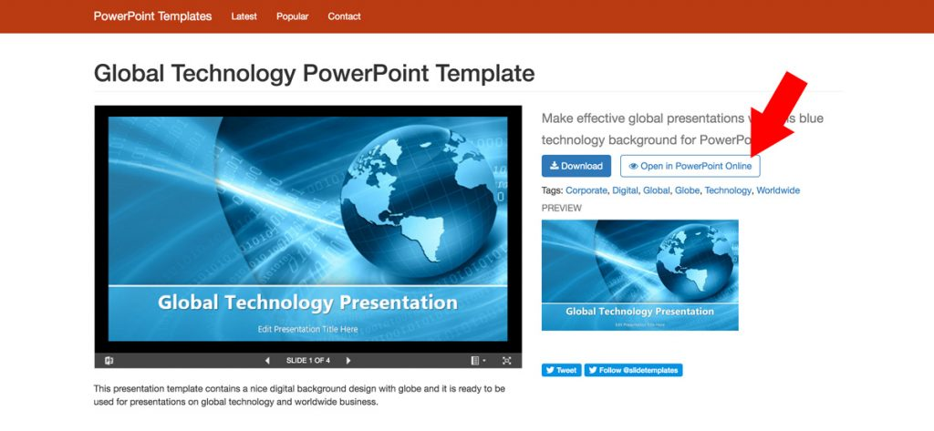 Plantillas PowerPoint Gratis para Photoshop, Wordpress, PowerPoint - plantillas para power points
