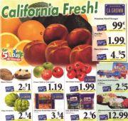Supermarket Ad