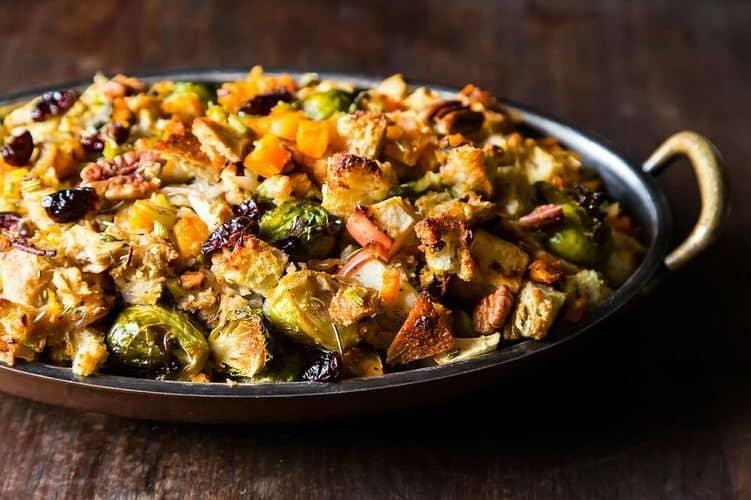 Vegan Thanksgiving Stuffing and Dressing Recipes