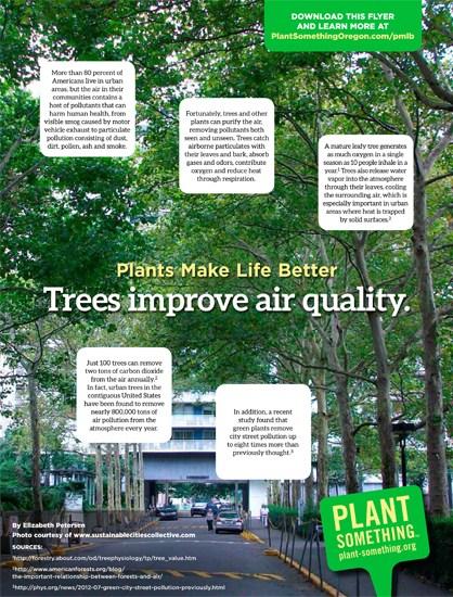 Outdoor Plants Benefit Businesses