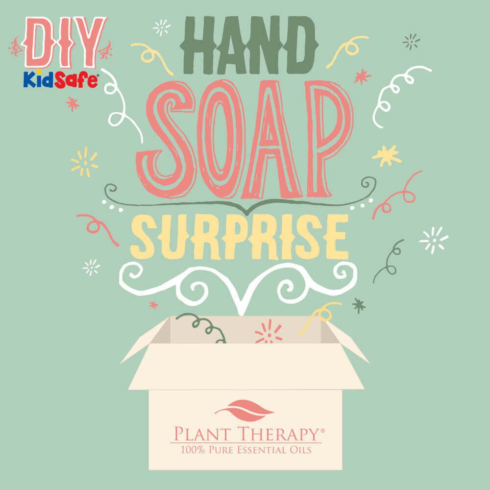 Diy Soap Essential Oils Diy Essential Oil Hand Soap For Kids