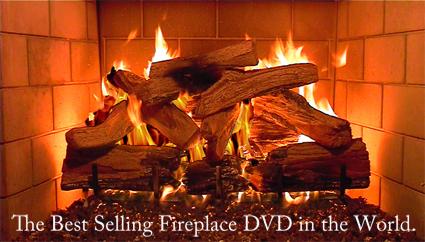 Plasmavironmentstm Fireplace Dvd The Ultimate Christmas