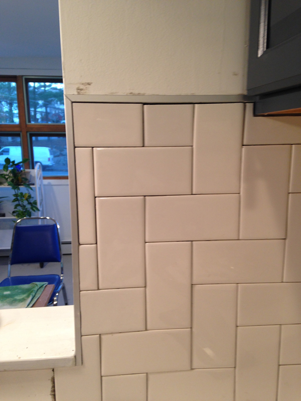 tiling kitchen backsplash plaster disaster splash tiling kitchen backsplash day tweet share