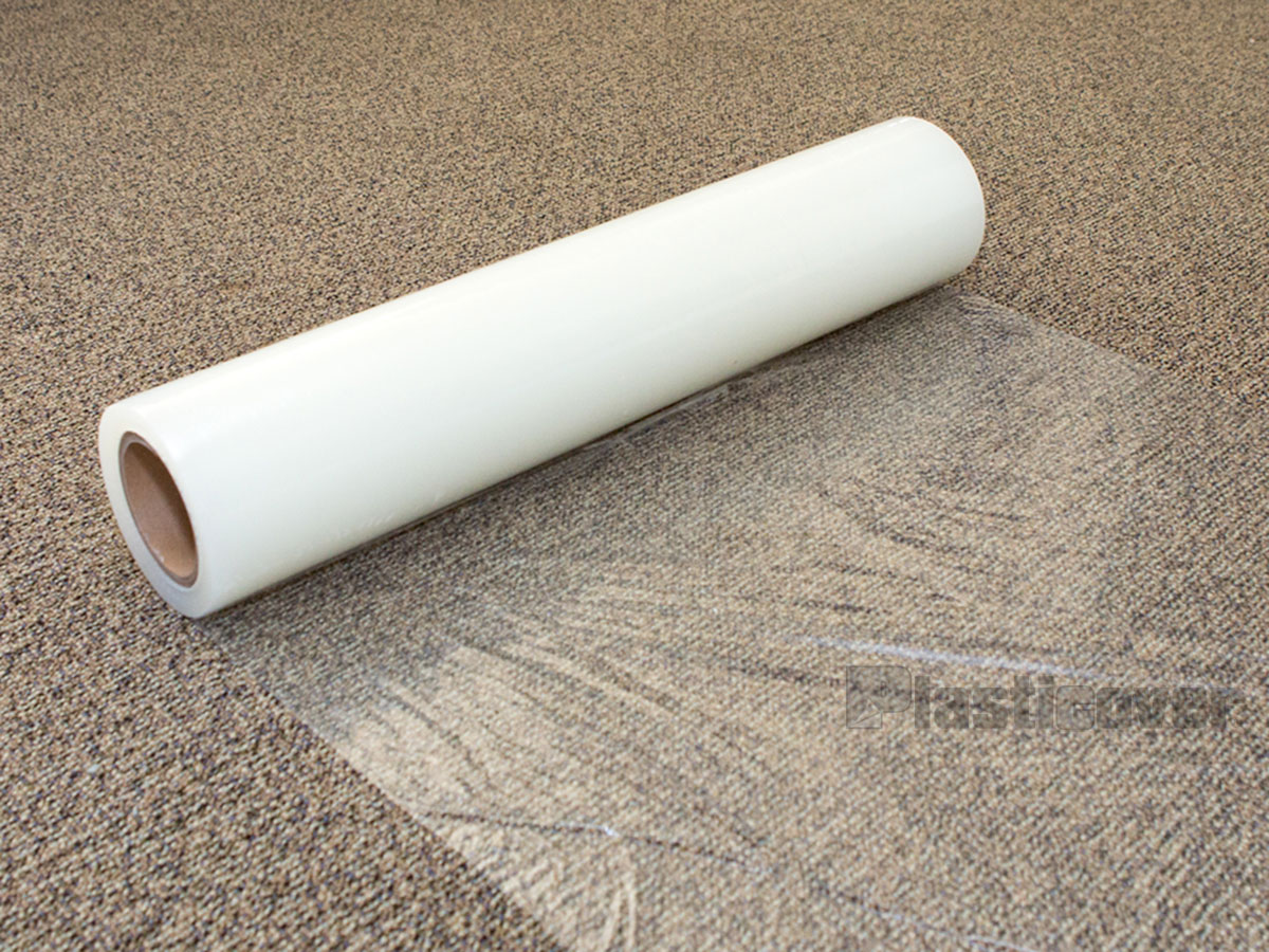 Carpet Broom Carpet Protection Film