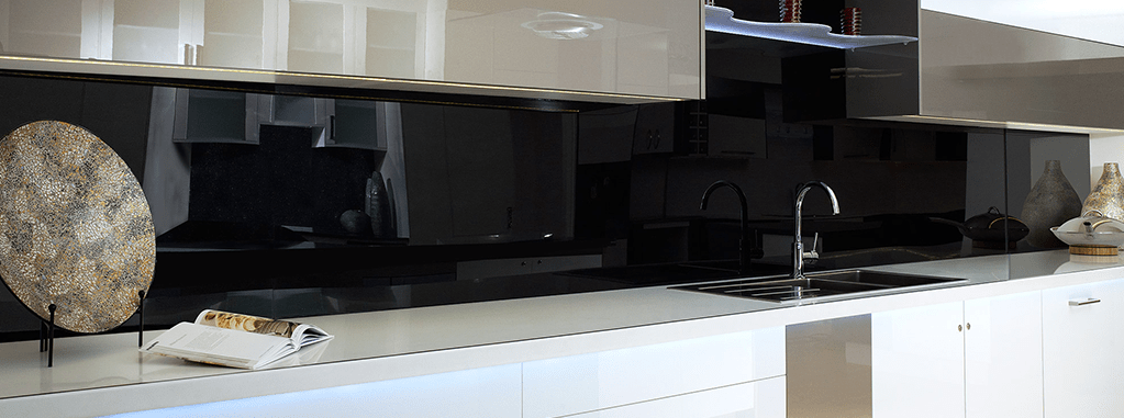 Achterwand Keuken Tegels Grijs Plastic Kitchen Splashback | Inspiration, Tips And Tricks
