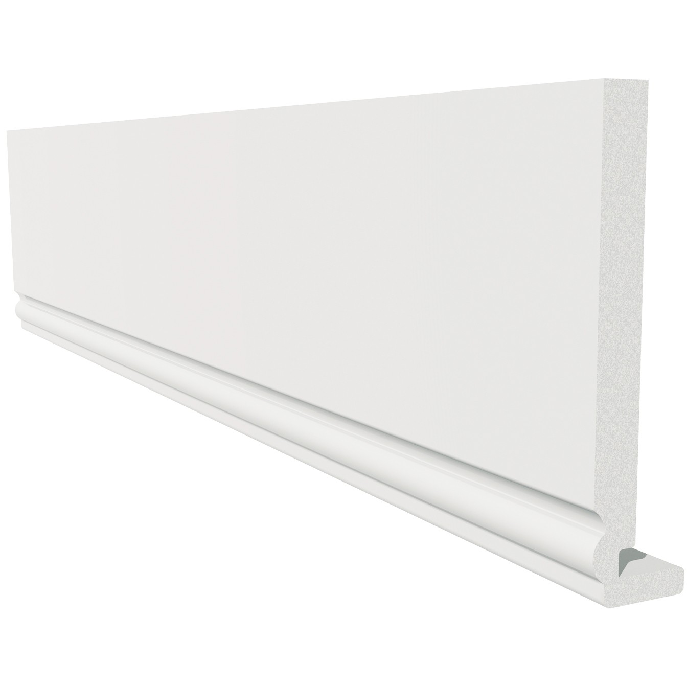 Fascia Board Fmo150 Freefoam Magnum Ogee 18mm Fascia Board White 150mm 5 Metre