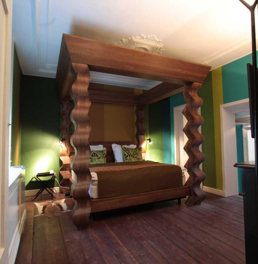 Kamer01.GreenSuite.Bed