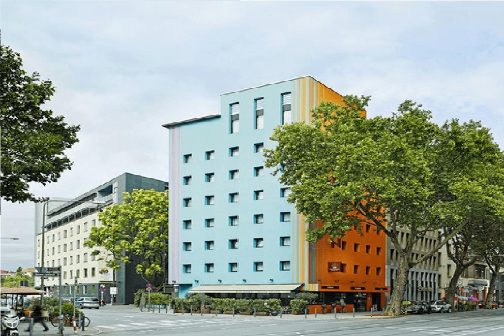 © 25hours Hotel Frankfurt