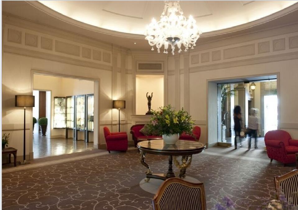 © Grand Hotel Villa Medici