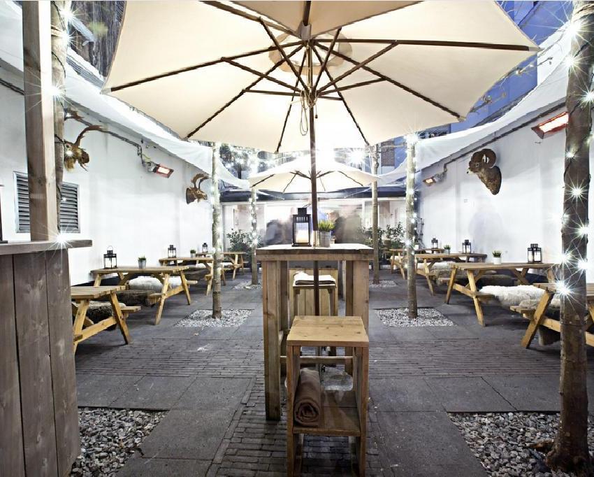 © Herengracht Restaurant & Bar