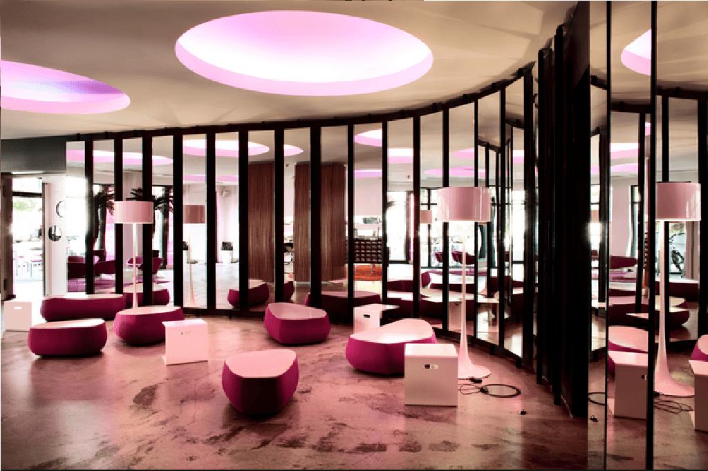 © 25hours Hotels Hamburg