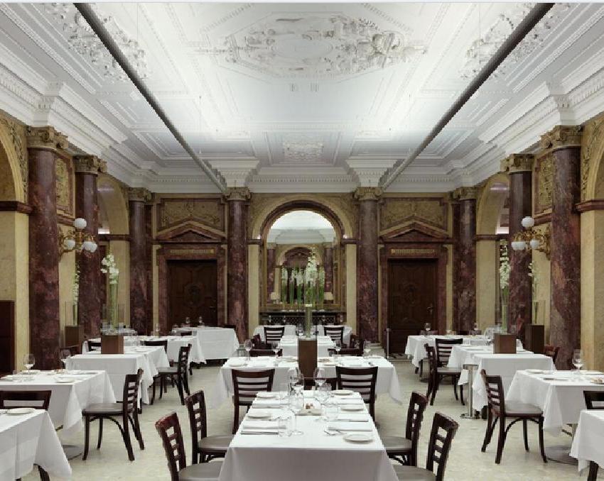 © Restaurant Vestibül