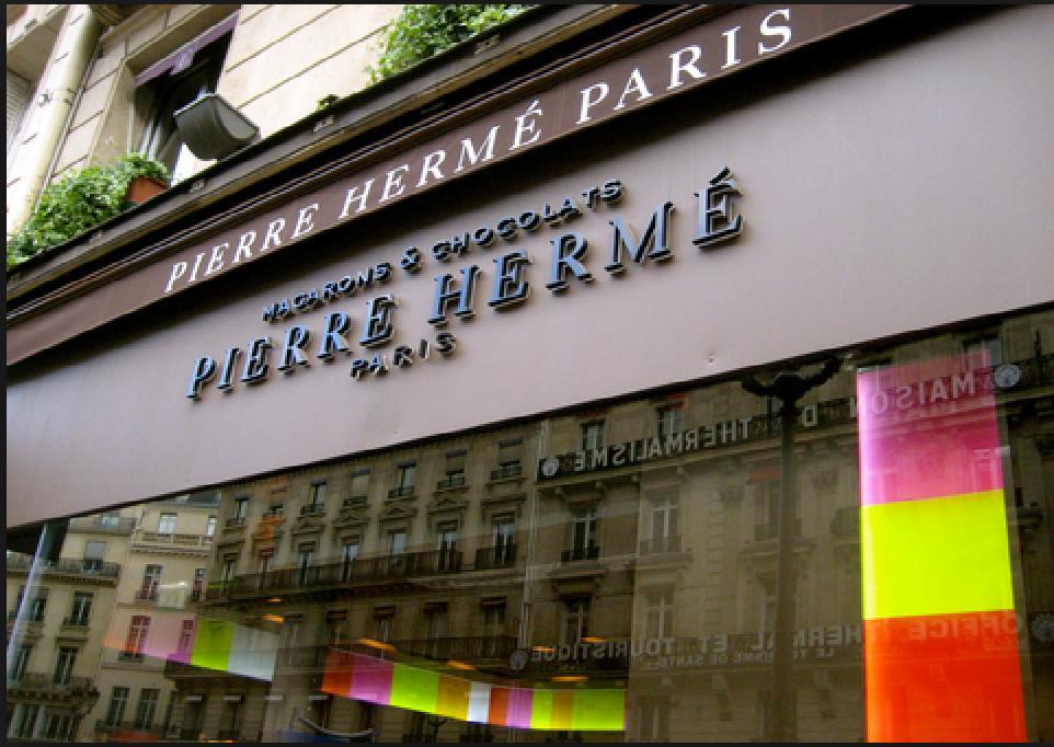 © Pierre Hermé