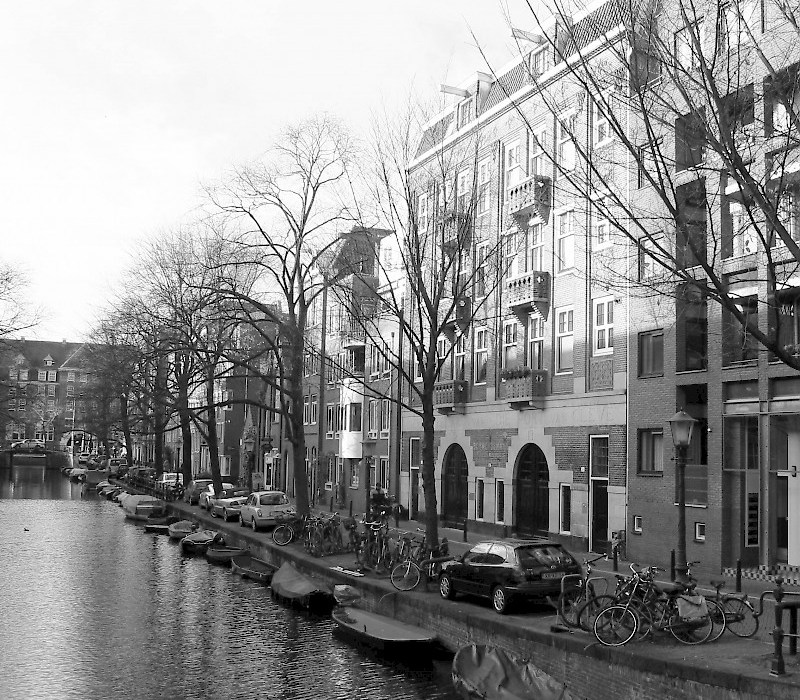 © Image courtesy of Looiersgracht 60