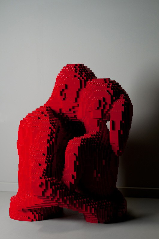 Platea Magazine, Nathan Sawaya, Brick Artist, The Art Of The Brick