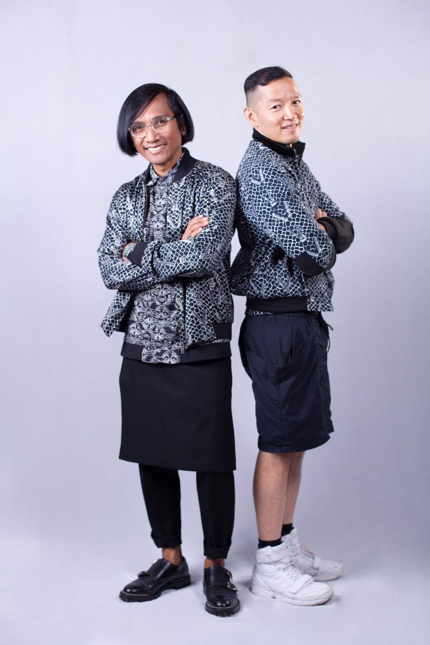 Founders of Populo, Joe Lim & Bai Soemarlono. Photo by Andy Maulana @andymaagz