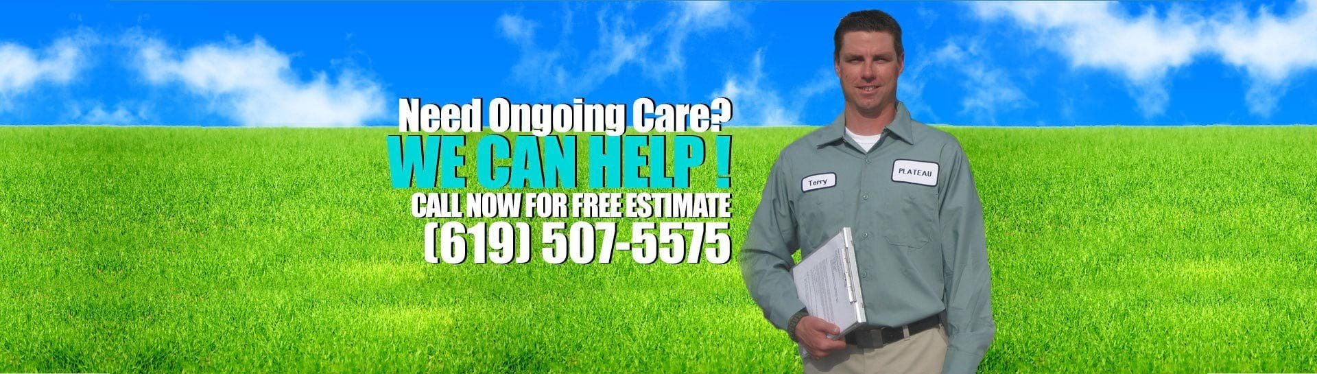 Need Ongoing Care?
