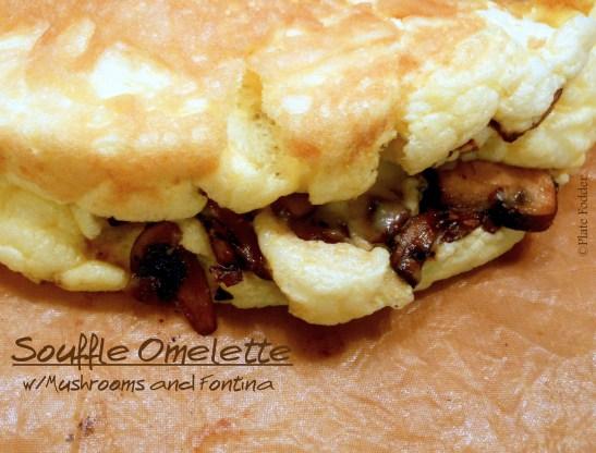 Souffle Omelette