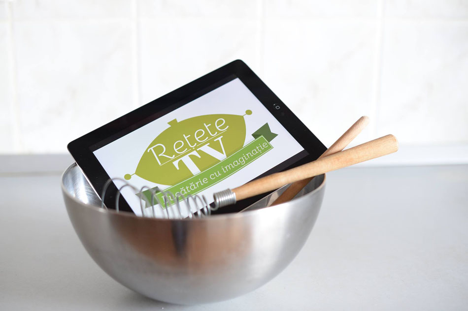 Bucătăria Oanei Grecea, Gândită ca Studio TV Pentru Reţete Video