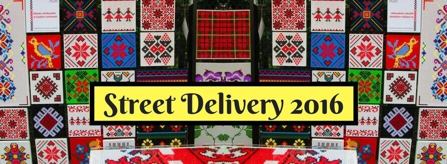 Traditia romaneasca in strada, la Street Delivery 2016