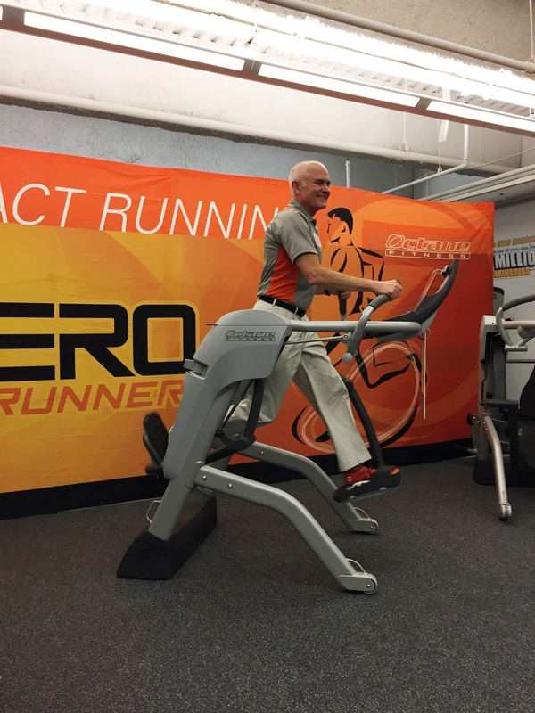 Have you ever wished you could run without all the pounding on your body? Now it's possible with the Zero Runner from Octane Fitness - the first cross trainer that replicates the motion and biomechanics of running but with no impact - and how it is going to revolutionize how people run and train. Learn how the Zero Runner will help you run longer, run farther and run more efficiently.