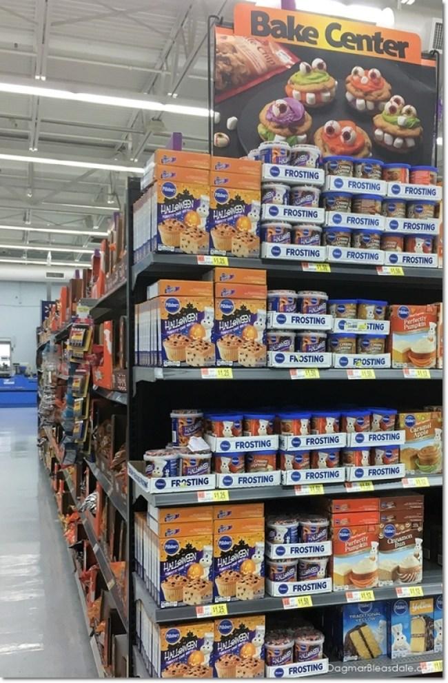 Pillsbury™ Funfetti® Halloween Cake Mix and Pillsbury™ Funfetti® Halloween Vanilla Flavored Frosting