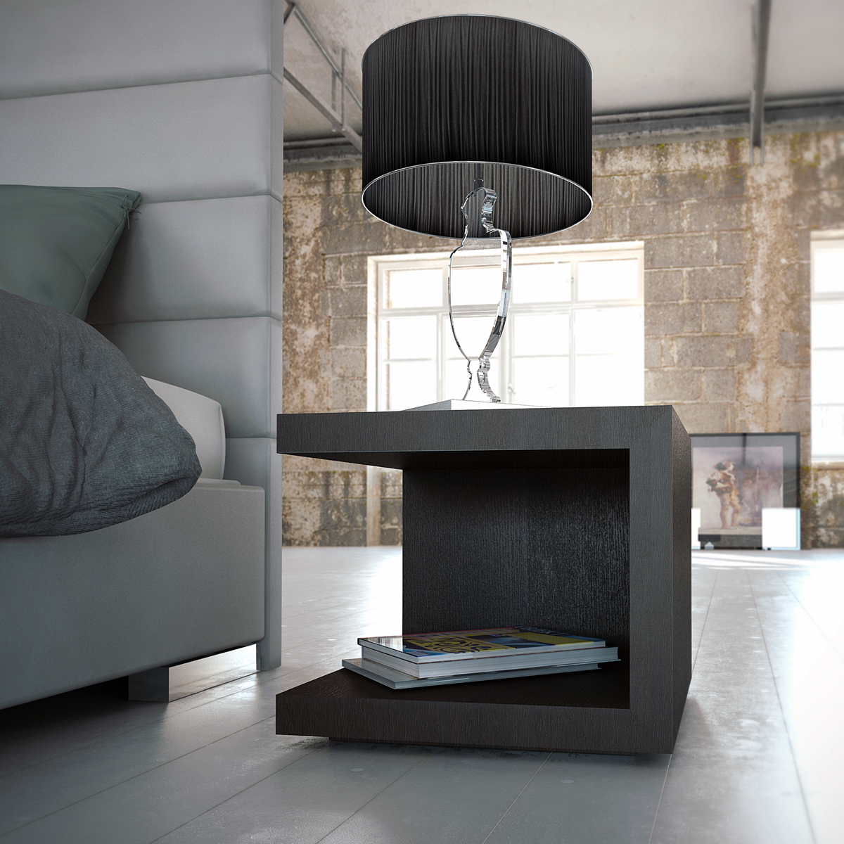 Bedside Lamps Online Australia Chic Modern Nightstand