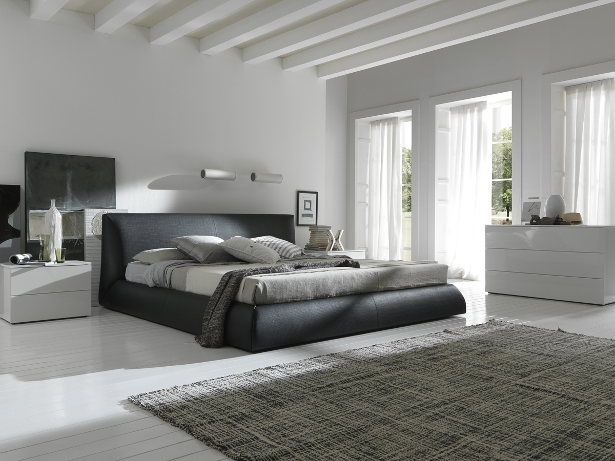 Mini Divani Furniture Jolie Platform Bed
