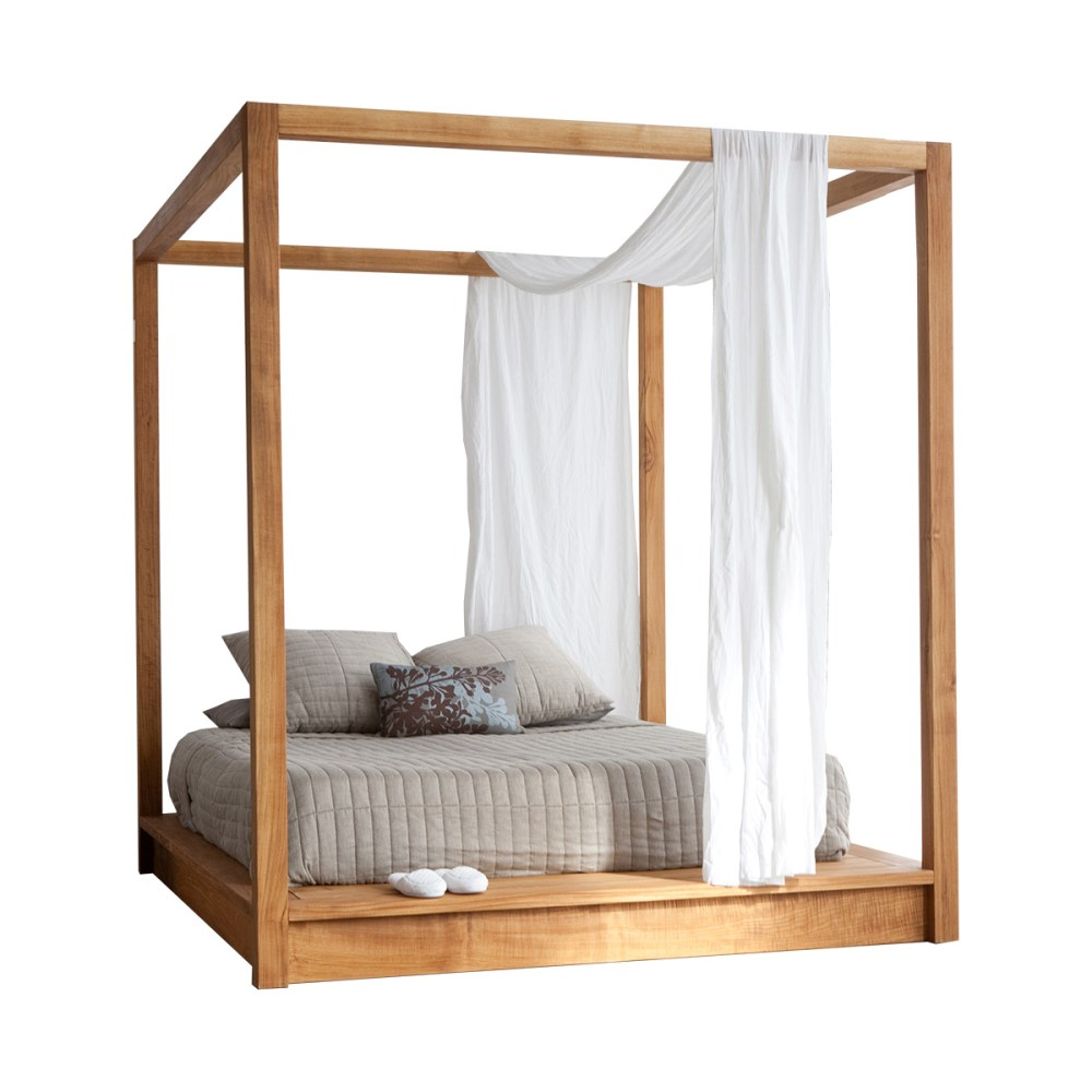 Japanese Canopy Bed Pch Series Canopy Platform Bed