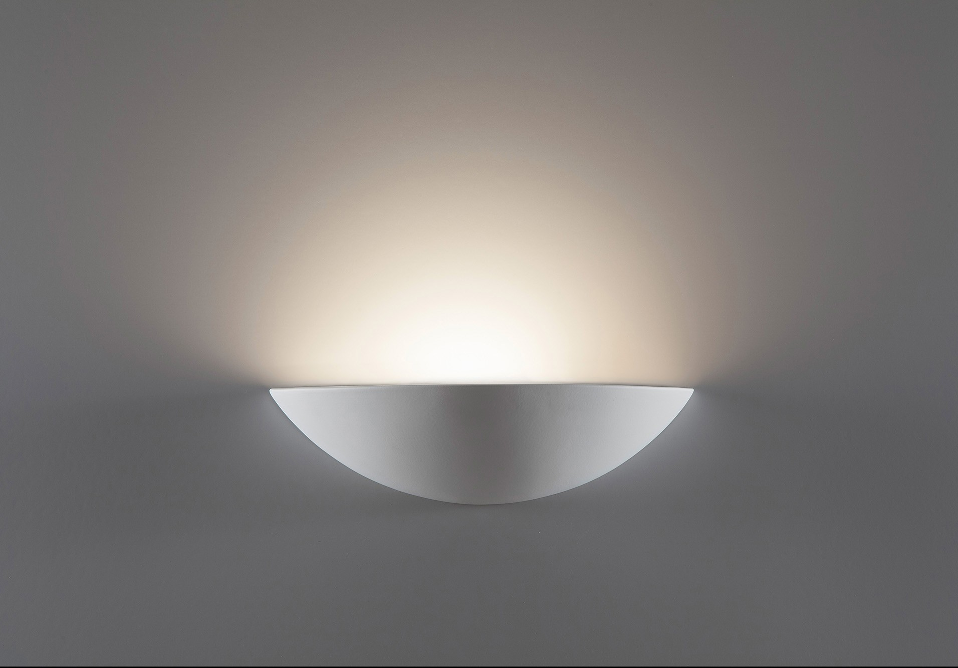 Applique in gesso belfiore c lampada da soffitto cristaly di