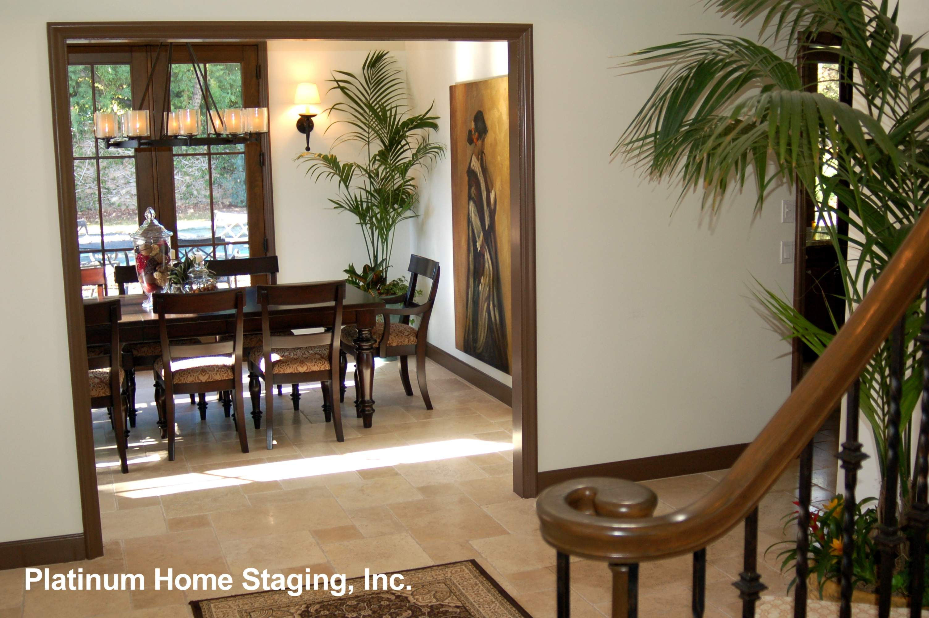Dining Room Entry Designs Another Estactic Interior Design Client Platinum Home