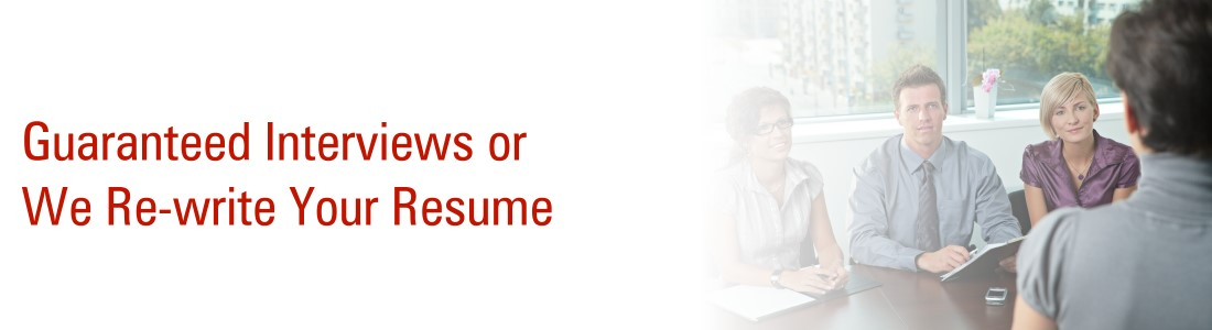 Results Guaranteed - Affordable Professional Resume Writing Services