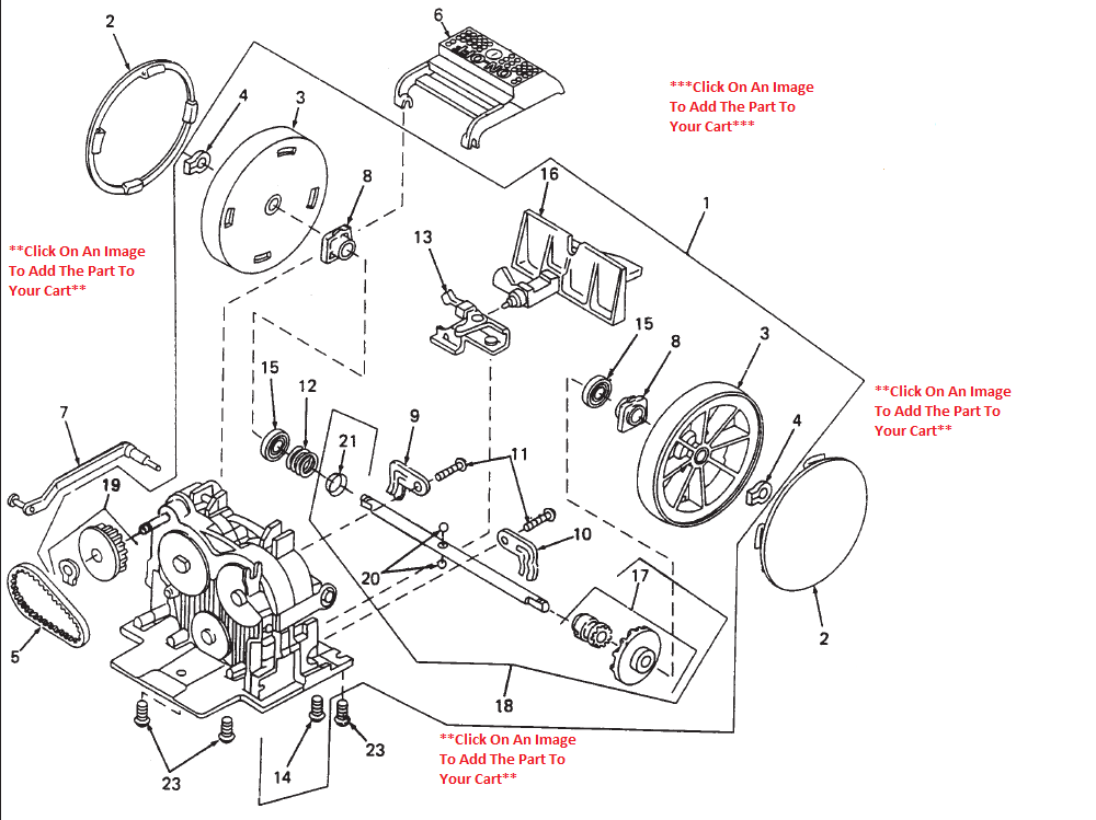 power transmission schematic diagram