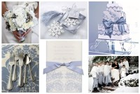 2012 Wedding Colors ~~ Winter Weddings 101   Platinum ...