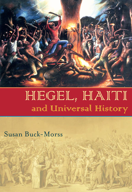 Contemporary Vs Modern Platypus Book Review: Susan Buck-morss's Hegel, Haiti, And