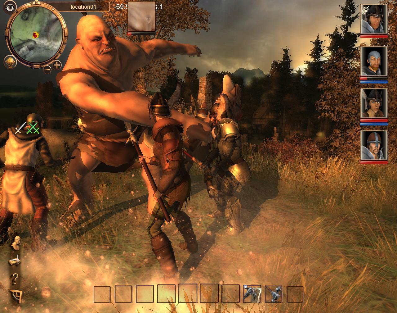 3d Home Wallpaper For Pc Drakensang Free Multiplayer Online Games